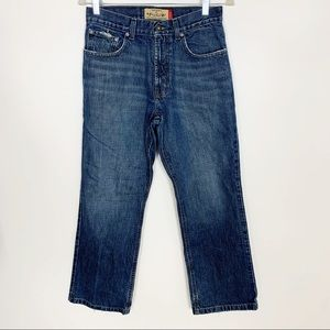 Old Navy Loose Fit Blue Jeans Size 28x30